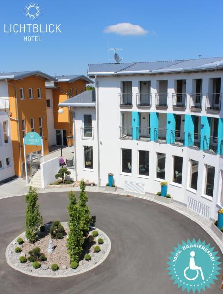 Hotel Pictures: Lichtblick Hotel Garni, Alling