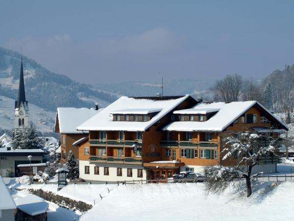 Hotelfoto's: , Lingenau