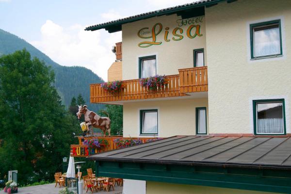酒店图片: Hotel Garni Lisa, 茵特斯托德