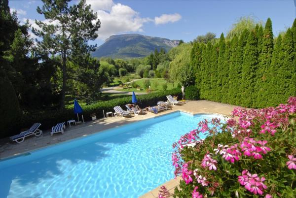 Hotel Pictures: Hôtel Azur, La Freissinouse
