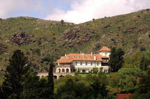 酒店图片: El Castillo de Mandl, 拉库布蕾