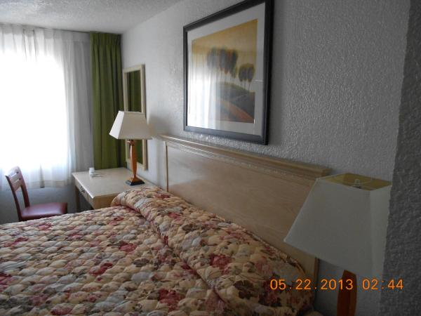 King Suite with Double Bed