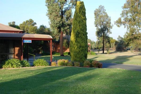 Hotellbilder: Sportslander Motor Inn, Moama