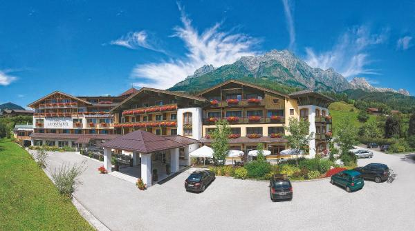 Hotellikuvia: Hotel Leonhard, Leogang