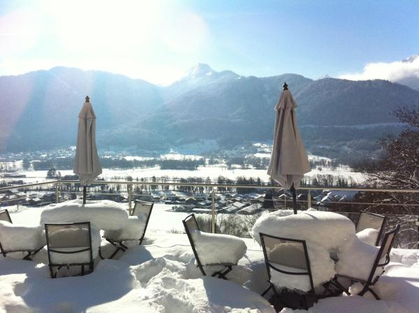 Hotel Pictures: L'Auberge Blanche, Faverges