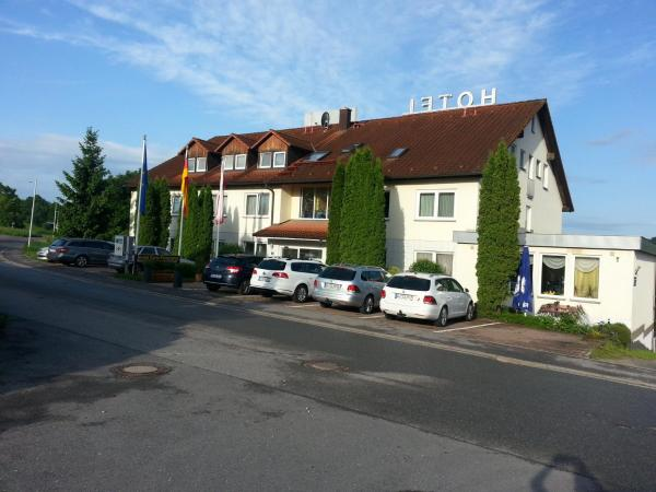 Hotel Pictures: Hotel Panorama, Niederfüllbach