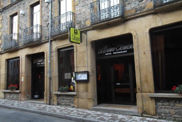 Hotel Pictures: Hôtel Restaurant Le Saint Clément, Saint-Clement-sur-Valsonne