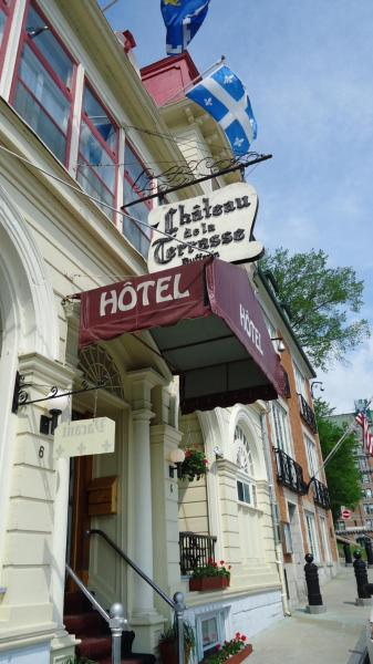 Hotel Pictures: Hotel Terrasse Dufferin, Quebec City
