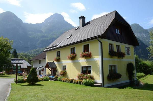 Hotelbilleder: Ferienhaus Gamsjäger, Obertraun