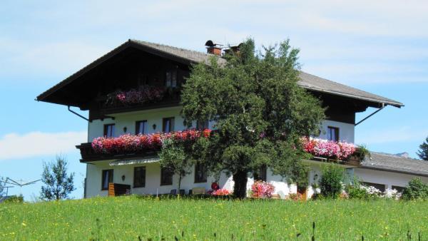 Fotografie hotelů: Vorderwimmhof, Abtenau