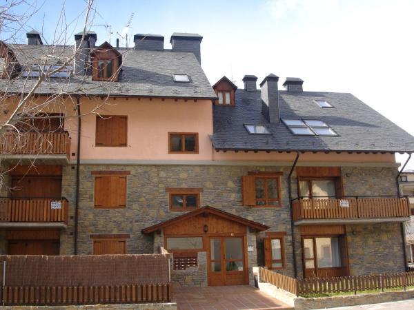 Hotel Pictures: Apartamentos Baqueira & Aigüestortes con jardín privado, Esterri dÀneu