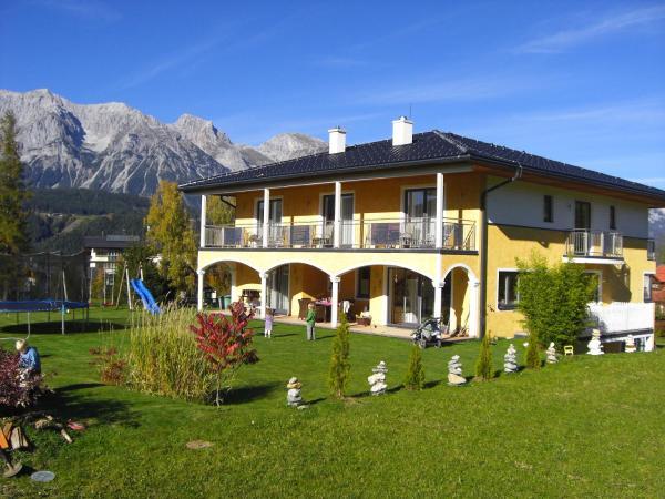 Foto Hotel: Villa Castelli, Schladming