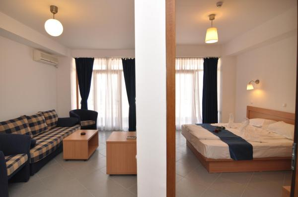 Apartment with Frontal Sea View and Balcony  (3 Adults + 1 Child)