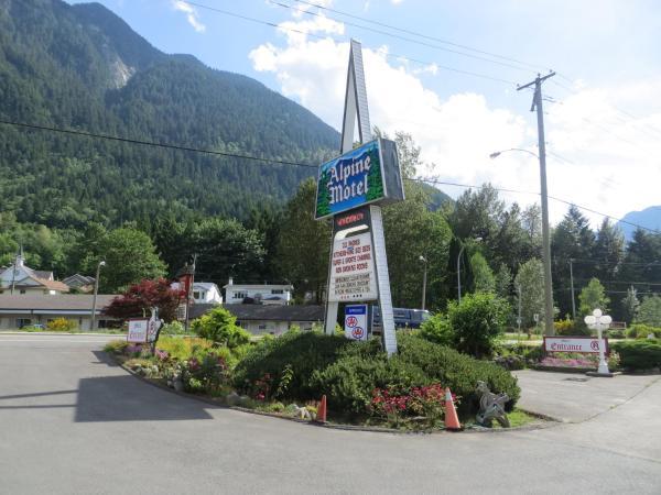 Hotel Pictures: Alpine Motel, Hope