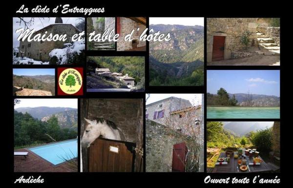 Hotel Pictures: La Clède d'Entraygues, Gluiras