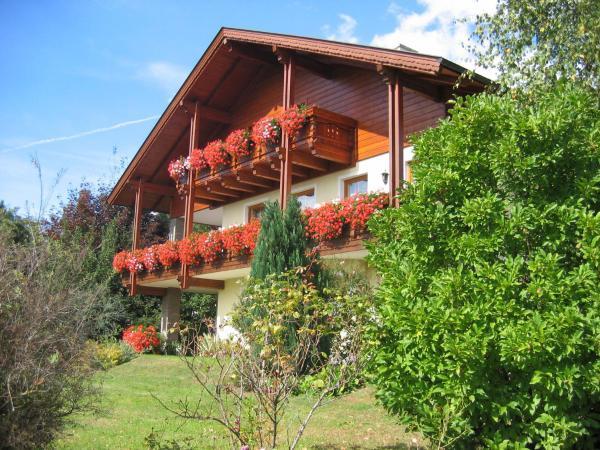 酒店图片: Ferienwohnungen Haus Bliem, Lieserhofen