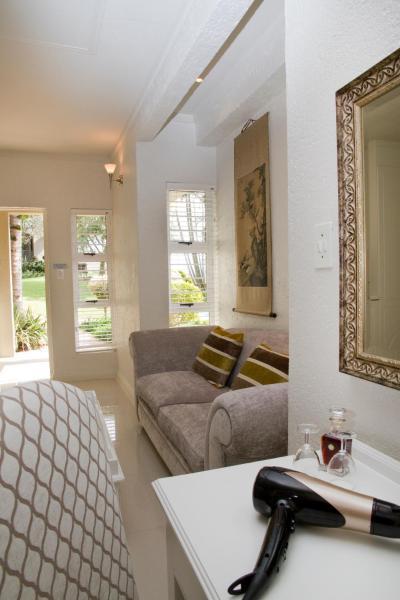 Executive suite - Private patio