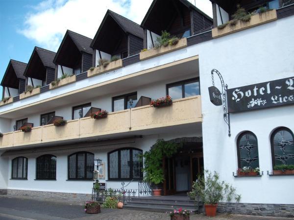 Hotel Pictures: Hotel Weinhaus Liesertal, Maring-Noviand