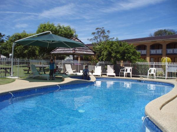 Hotel Pictures: Lakeview Motel, Yarrawonga