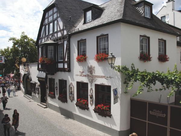 Hotelbilleder: Hotel Felsenkeller, Rüdesheim am Rhein