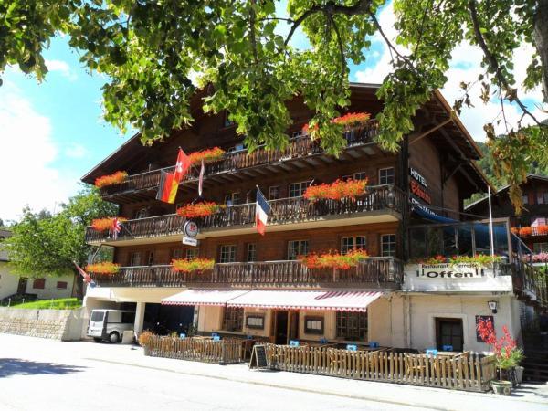 Hotel Pictures: Hotel Schmitta, Fiesch