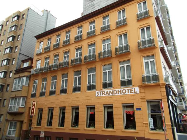Foto Hotel: Strandhotel, Blankenberge