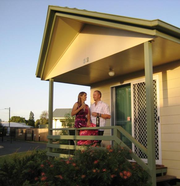 Foto Hotel: PepperTree Cabins, Kingaroy, Kingaroy