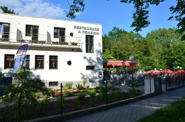 Hotel Pictures: Restaurace a penzion Zděná Bouda, Hradec Králové