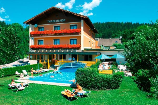Φωτογραφίες: Hotel Restaurant Thadeushof, Techelsberg am Worthersee