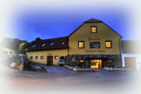 Hotel Pictures: Penzion Archivní sklepy - Valtice, Valtice