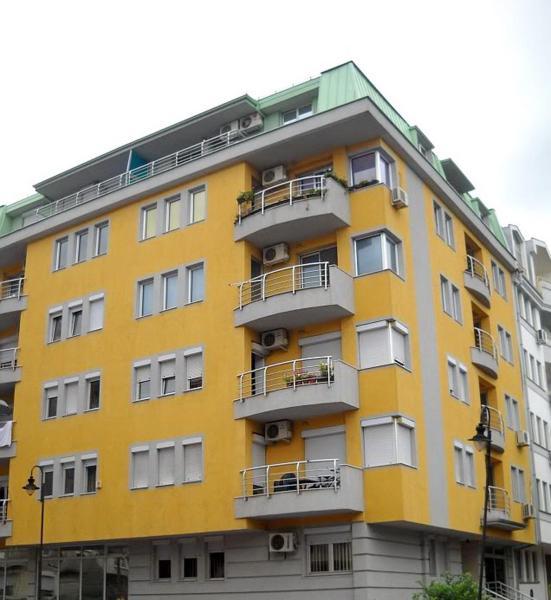 Exclusive Two-Bedroom Apartment 4 - Jordan Mijalkov Str.