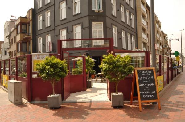 Фотографии отеля: Hotel Moeder Lambic, Бланкенберге