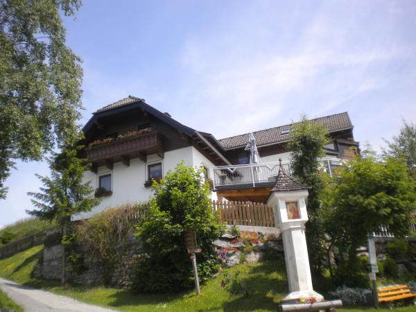 Hotelbilleder: Haus Kocher, Mariapfarr