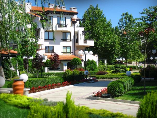 酒店图片: Oasis Resort & SPA, Lozenets
