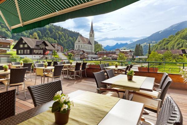 酒店图片: Hotel Hirschen, Silbertal