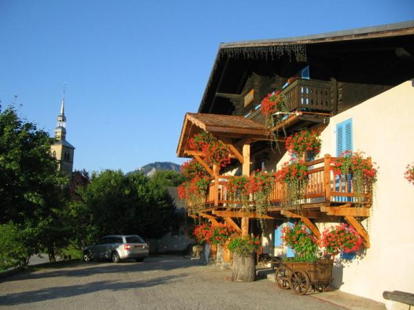 Hotel Pictures: Chalet la Source, Saint-Nicolas-la-Chapelle