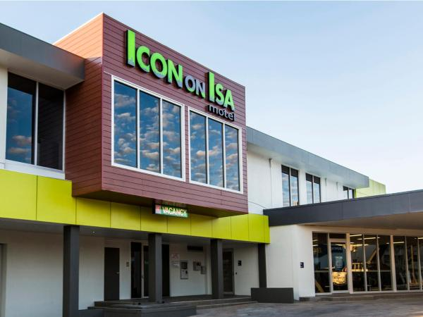 Hotellikuvia: Icon on Isa, Mount Isa
