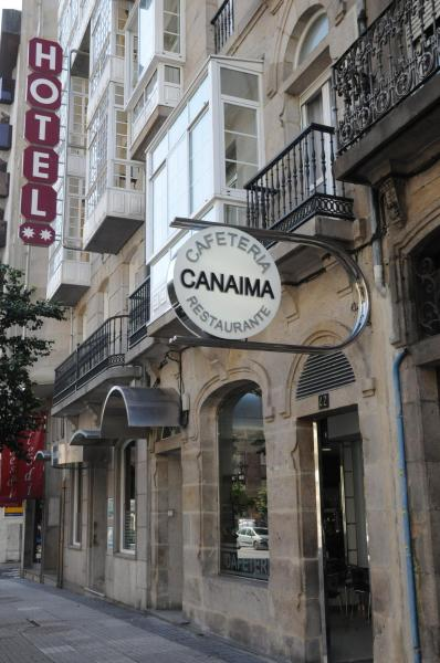 Hotel Pictures: Hotel Canaima, Vigo