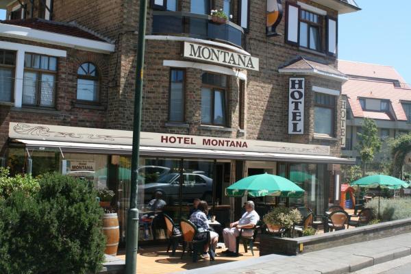 Hotelbilleder: Hotel Montana, De Panne