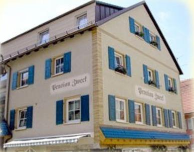 Hotelbilleder: Pension Zweck, Gößweinstein