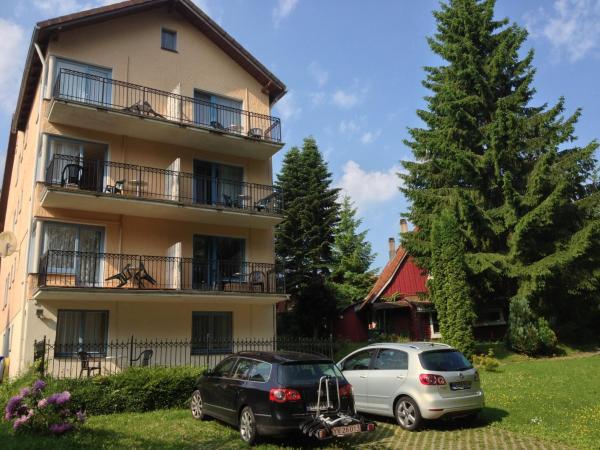 Hotelbilleder: Hotel Harzidyll, Braunlage