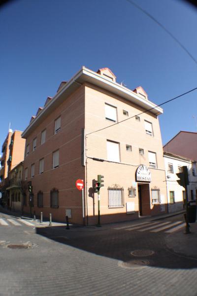 Hotel Pictures: Hostal Goyma II, San Fernando de Henares