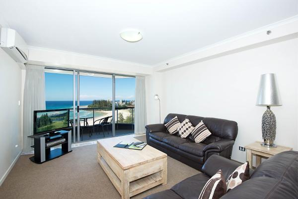 One-Bedroom Superior Apartment with Ocean View