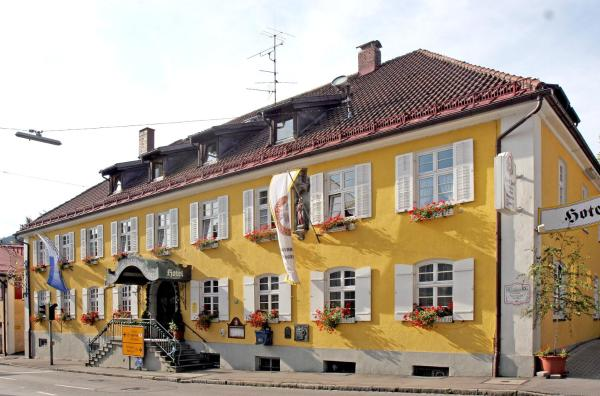 Hotel Pictures: Brauerei-Gasthof Hotel Post, Nesselwang