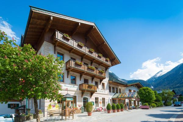 Fotografie hotelů: Hotel Krimmlerfälle, Krimml