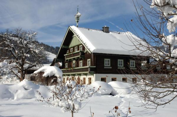 Fotos do Hotel: Frühstückspension Klinglhub, Flachau