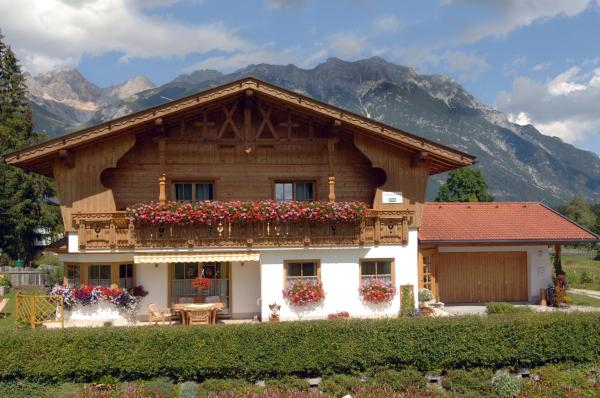 Hotel Pictures: Haus Reindl, Leutasch