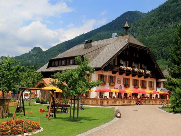 Hotellikuvia: Landgasthof Leopoldhof, St. Wolfgang