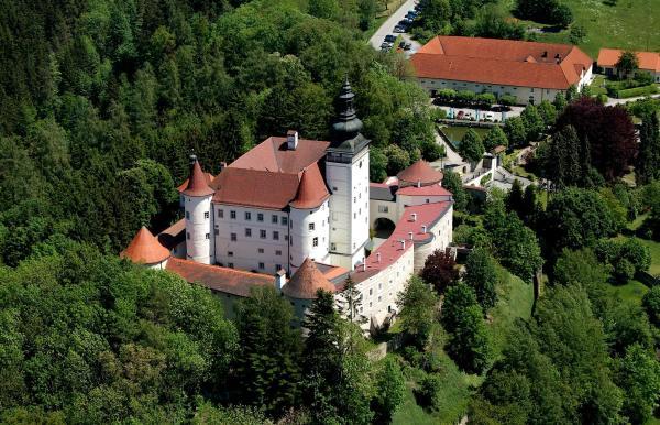 Fotografie hotelů: Schlossbrauerei Weinberg - Erste oö. Gasthausbrauerei, Kefermarkt