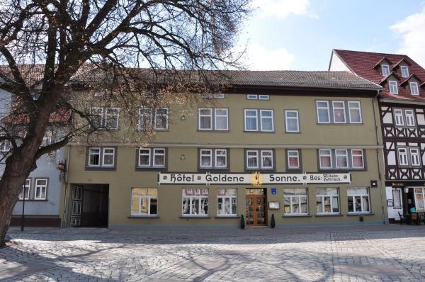 Hotel Pictures: Hotel Goldene Sonne, Arnstadt